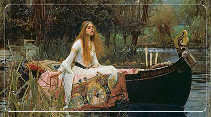 keltisch-lady-of-shalott